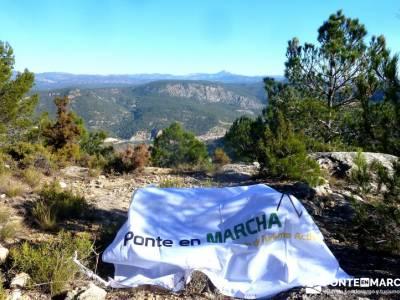 Alto Mijares -Castellón; Puente Reyes; paisajes de nieve circo glaciar ofertas viajes agosto